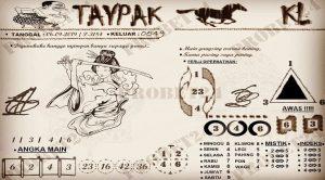 TAYPAK TOTOKL P-3184
